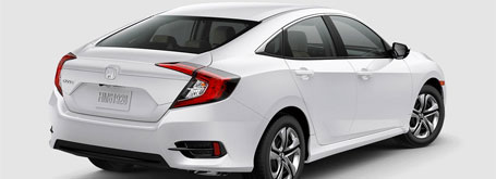 2018 Honda Civic Sedan 2018 Civic Sedan LX 6-Speed Manual