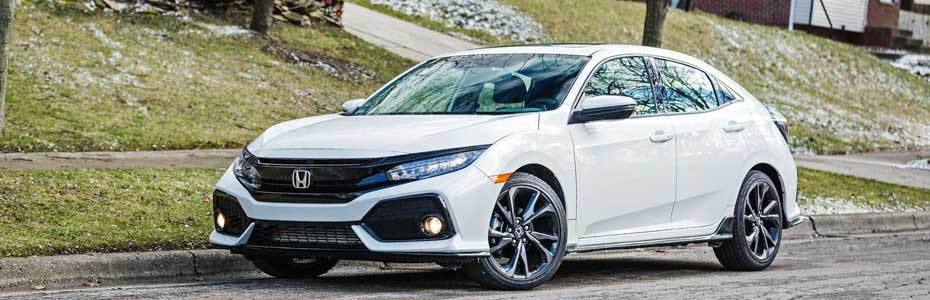 2018 Honda Civic Hatchback For In St Paul Mn