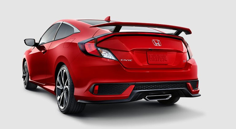 2018 Honda Civic Si Coupe For In St Paul