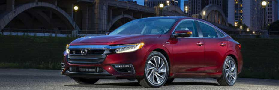 2019 Honda Insight Coming Soon to St. Paul, MN