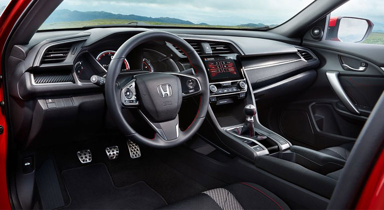 2019 honda civic si coupe pricing specs features. Black Bedroom Furniture Sets. Home Design Ideas
