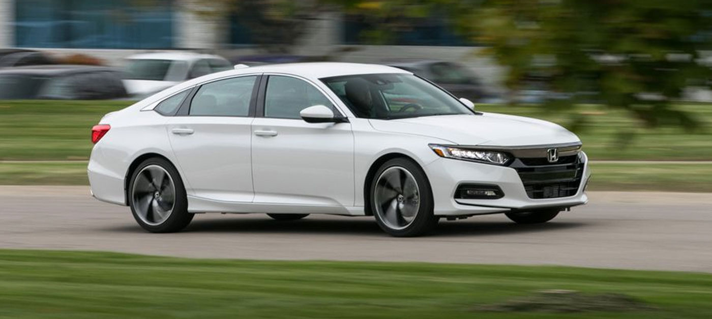 2018 Honda Accord >> Take The 2018 Honda Accord Sport For A Thrill Ride St