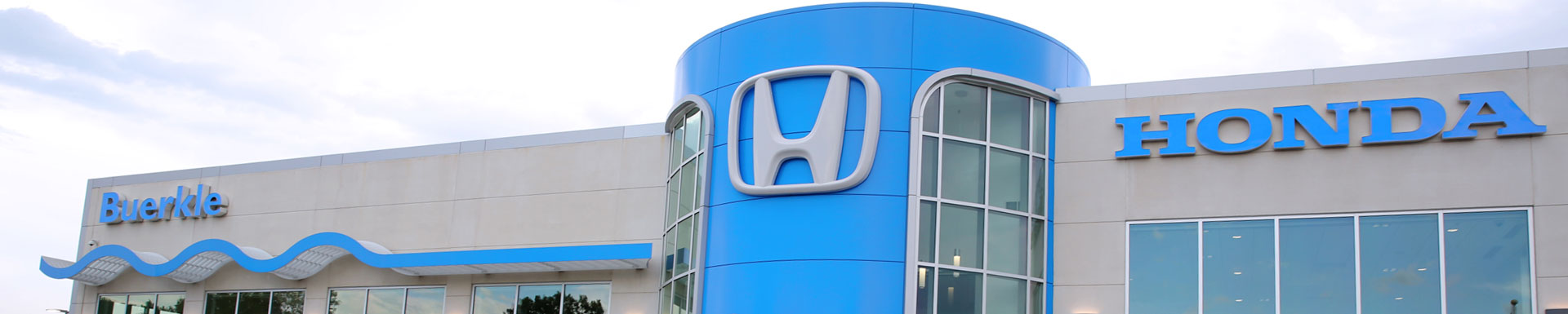 Honda Dealership front