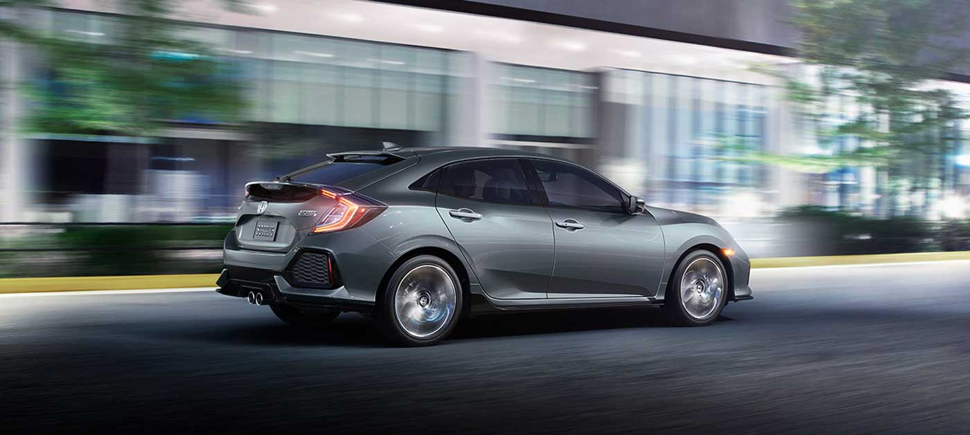 2018 Honda Civic Hatchback: Price, Specs, Features, Photos