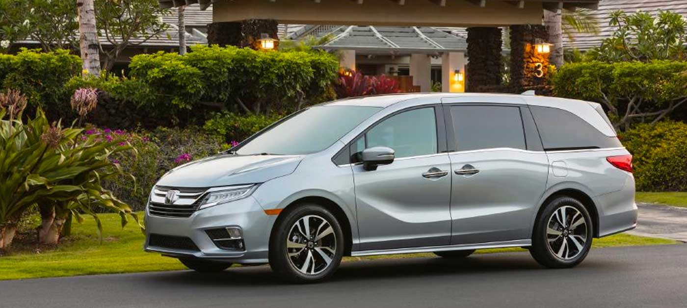 2020 Honda Odyssey For Sale in St. Paul, MN