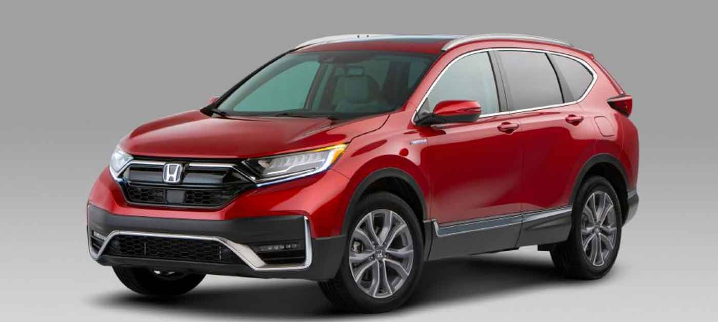 2020 Honda CR-V Hybrid Coming Soon to St. Paul, MN